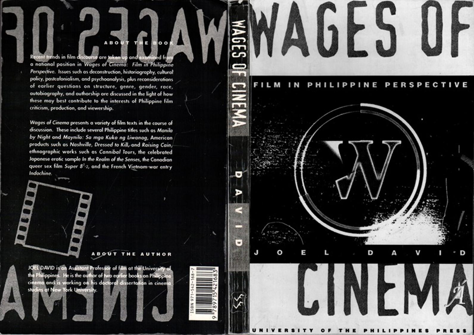 Wages Of Cinema Amauteurish
